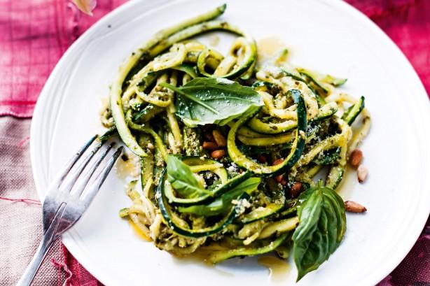 Meatless Monday -Pesto 'Zucchetti'